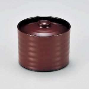 (業務用・飯器)[A]昇月飯器 銀朱[82302-808](入数:5) sarara-tt