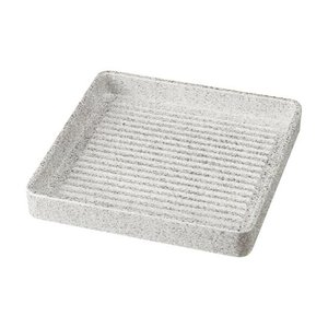 【入数:5】  ●サイズ(cm): 16.5×16.5×3.2 ●材質:耐熱ABS樹脂 ●洗浄機使用...