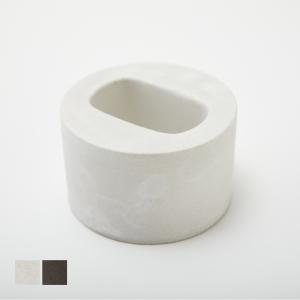 ディフューザー アロマディフューザー リードディフューザー アロマ おしゃれ[b2c リードディフューザーブリック コンクリートパーツ・ラウンド]|sarasa-designstore