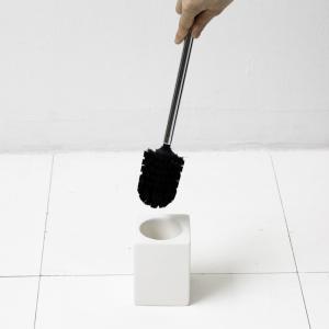 トイレ掃除 ホテルライク 陶器 セット [b2c セラミック トイレブラシ S]