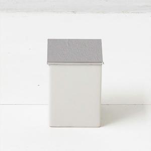 トイレ用 ごみ箱 ポット ホテルライク 陶器 [b2c セラミック トイレポット S]|sarasa-designstore