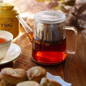 おしゃれ 紅茶 お茶[b2c ガラスティーポット   耐熱] sarasa-designstore