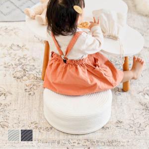 クッション 座布団 座椅子[b2c コットンロープ フロアクッション MINI]|sarasa-designstore