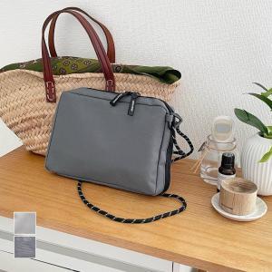 ショルダーバッグ フラットポーチ 斜め掛け 斜めがけ[《メール便可》b2c サコッシュバッグ ]|sarasa-designstore