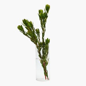 花瓶 おしゃれ ガラス[b2c フラワーベース シリンダー ストレート H30-CM]