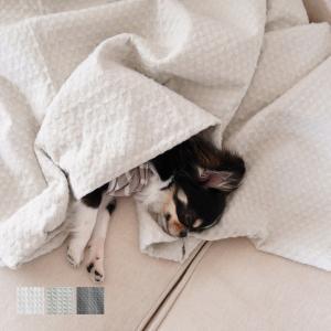 タオルケット ワッフル オーガニックコットン ベビーケット[b2c オーガニックコットン ワッフル タオルケット 起毛ネル加工 S ] sarasa-designstore