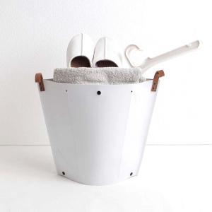 洗濯物入れ 脱衣かご 洗濯かご 洗濯カゴ[b2c ランドリーバッグ MINI]|sarasa-designstore