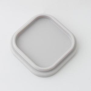 メール便対応|kc064-kc065 アクリルキャニスター用 シリコンパッキン 1個|sarasa-designstore