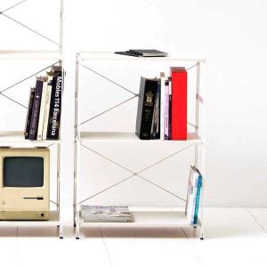 オープン ウッド ラック 収納棚 ナチュラル[nsp 3段ラック]|sarasa-designstore