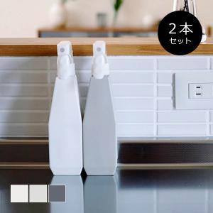 霧吹き 泡 2way 詰替 セット まとめ買い[セット販売●b2c 2wayスプレーボトル360° 2本セット]|sarasa-designstore