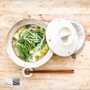 土鍋[〈 sarasa design × イブキクラフト 〉一人鍋 容量 約800cc]#SALE_...