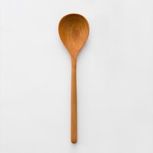 木 木製 ウッド 天然 カトラリー 食器[メール便可 b2c チークスプーン L] sarasa-designstore