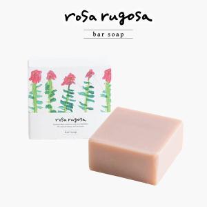 オーガニックコスメ[ロサ・ルゴサ バーソープ 洗顔石鹸]|sarasa-designstore