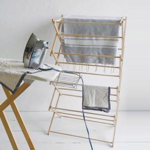洗濯物干し 室内干し 木製 [ビエルタ BIERTA クロスドライヤー]|sarasa-designstore
