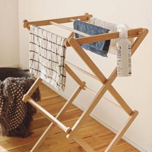 洗濯物干し 室内干し 木製 [ビエルタ BIERTA クロスドライヤー ミニ]|sarasa-designstore