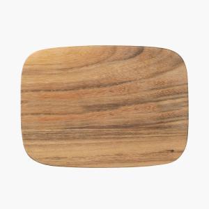 木 木製 ウッド 天然 トリベット 鍋敷き [〈イブキクラフト TOO L S 〉ウッドボード L] sarasa-designstore