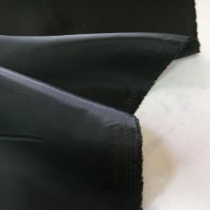 ベンベルグ(キュプラ)裏地 タフタ/黒    生地巾120cm  数量1(1m)220円 国産 sarasa-nuno
