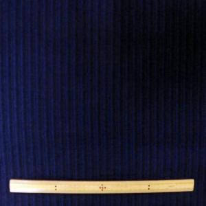 インディゴ染(1600) ストライプ柄|sarasa-nuno