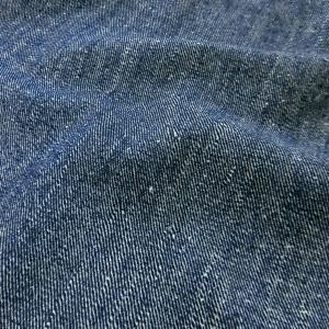 ポリエステル織生地(1038145)デニムプリント   生地巾138cm 数量1(50cm)250円 国産 sarasa-nuno