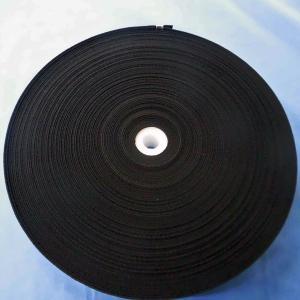 織ゴム(平ゴム)30mm   黒/1巻(30m)|sarasa-nuno