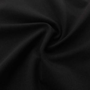 裏起毛ハイテンションニット (ST82660)無地/ブラック 生地巾160cm 数量1(50cm)350円 国産|sarasa-nuno