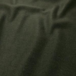 ウール混ニット(NO.29)無地/カーキ  生地巾145cm  数量1(50cm)330円 国産 sarasa-nuno