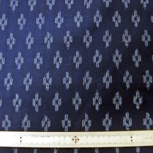 綿和調プリント生地(1310) #18 sarasa-nuno