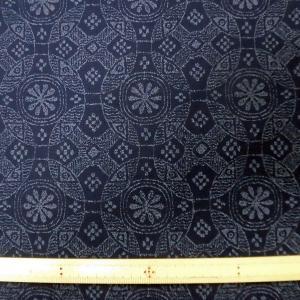 綿和調プリント生地(1310) #35 sarasa-nuno