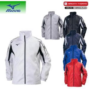 ミズノ mizuno ブレスサーモウォーマーシャツ[ユニセックス] 32JE7550 10,800円以上お買い上げで送料無料|sarisa