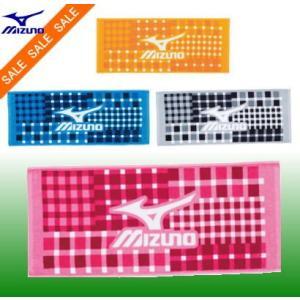 ミズノ mizuno フェイスタオル 32JY6109 ネコポス発送 10,800円以上お買い上げで送料無料|sarisa