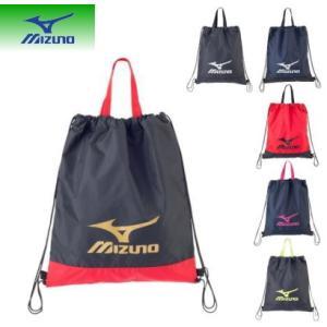 ミズノ mizuno ランドリーバッグ 33JM7207 ネコポス発送 10,800円以上お買い上げで送料無料|sarisa