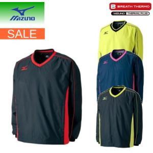 ミズノ mizuno V首ウォーマーシャツ 62ME5504 10,800円以上お買い上げで送料無料|sarisa