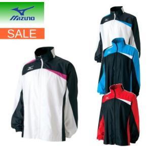 ミズノ mizuno ウィンドブレーカーシャツ(裏メッシュ) 62ME5506 ネコポス発送 10,800円以上お買い上げで送料無料|sarisa