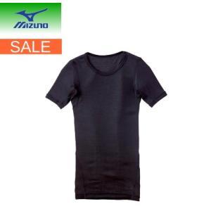 ミズノ mizuno ドライアクセル/クルーネック半袖シャツ 73CK504 ネコポス発送 10,800円以上お買い上げで送料無料|sarisa