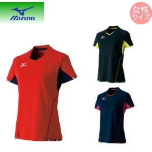 ミズノ mizuno ゲームシャツ(ウィメンズ) 82JA7204 ネコポス発送 10,800円以上お買い上げで送料無料|sarisa