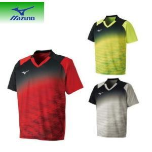 ミズノ mizuno ゲームシャツ (卓球) [ユニセックス] 82JA8002 ネコポス発送 10,800円以上お買い上げで送料無料