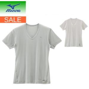 ミズノ mizuno ドライベクター Vネック半袖シャツ A2JA4005 ネコポス発送 10,800円以上お買い上げで送料無料|sarisa