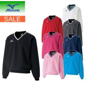 ミズノ mizuno スウェットシャツ(ラケットスポーツ) A75LM250 ネコポス発送 10,800円以上お買い上げで送料無料|sarisa
