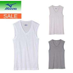 ミズノ mizuno アイスタッチエブリ Vネックノースリーブシャツ C2JA5102 ネコポス発送 10,800円以上お買い上げで送料無料|sarisa