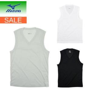 ミズノ mizuno ドライサイエンス/Vネックノースリーブシャツ C2JA5107 ネコポス発送 10,800円以上お買い上げで送料無料|sarisa