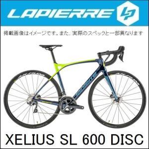 ロードバイク ラピエール ゼリウス SL 600 DISC / 2019 LAPIERRE XELIUS SL 600 DISC sas-ad