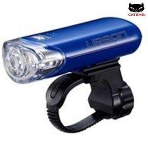 キャットアイ/CATEYE HL-EL145 URBAN スーパーホワイトヘッドライト / ブルー|sas-ad