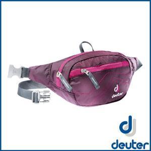 ドイター ベルト 1 (オーベルジン/マジェンタ) deuter Belt I ウエスト ポーチ D39004-5509|sas-ad