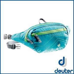 ドイター ベルト 2 (ペトロール/キーウィ) deuter Belt II ウエスト ポーチ D39014-3214|sas-ad