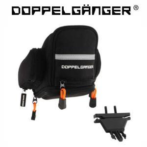 ドッペルギャンガー エクステンションサドルバッグ DBS353-BK(DOPPELGANGER DBS353-BK)|sas-ad