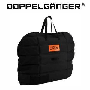 ドッペルギャンガー 耐衝撃輪行キャリングバッグミニ DCB401-DP(DOPPELGANGER DCB401-DP)|sas-ad