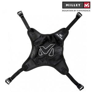 ミレー ヘルメットホルダー MIS0524-0247 (BLACK NOIR) MILLET HELMET HOLDER|sas-ad
