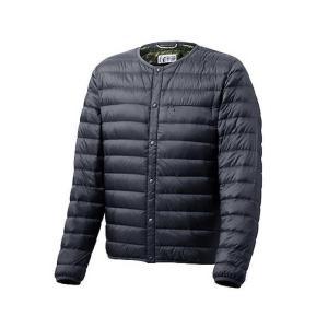 マーモット(Marmot) Metro Inner Down Shirt (メトロインナーダウンシャツ) MJD-F5034 / BLK