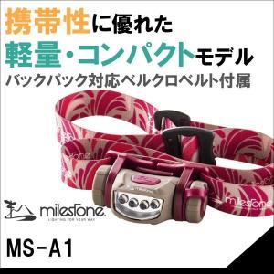 マイルストーン milestone MS-A1|sas-ad