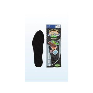 is-fit モリト ウォーキング 黒 男女兼用フリーサイズ  21.0〜28.0cm インソール 中敷き|sasaki-materials